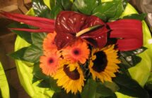 Fleurige boeketten